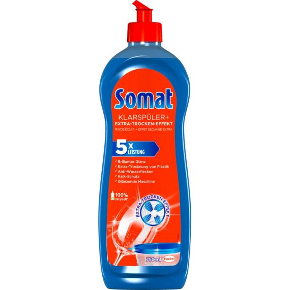 Ополаскиватель для посудомоечных машин Somat, 750 ml (Германия) -