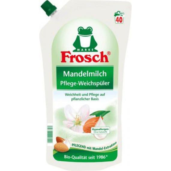 Ополіскувач для білизни з мигдалевим молочком Frosch, 1 l (Німеччина) -