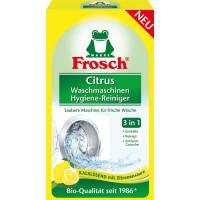 Гігієнічний очищувач пральних машин Цитрус Frosch, 250 g (Німеччина)