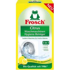 Гигиенический очиститель стиральных машин Цитрус Frosch, 250 g (Германия)