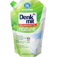 Гель для стирки белых вещей Denkmit nature, 1,265 л. (Германия)