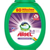 Капсулы для стирки цветных вещей Ariel, 80 шт (Германия)