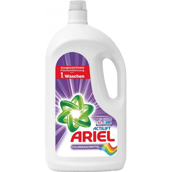 Гель для стирки цветных вещей ARIEL, 3,85 L. (Германия) -