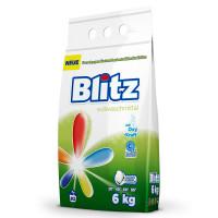 Стиральный порошок универсальный Blitz, 6 кг. (Польша)
