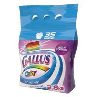 Стиральный порошок для цветного белья Gallus, 2,6 кг. (Польша)