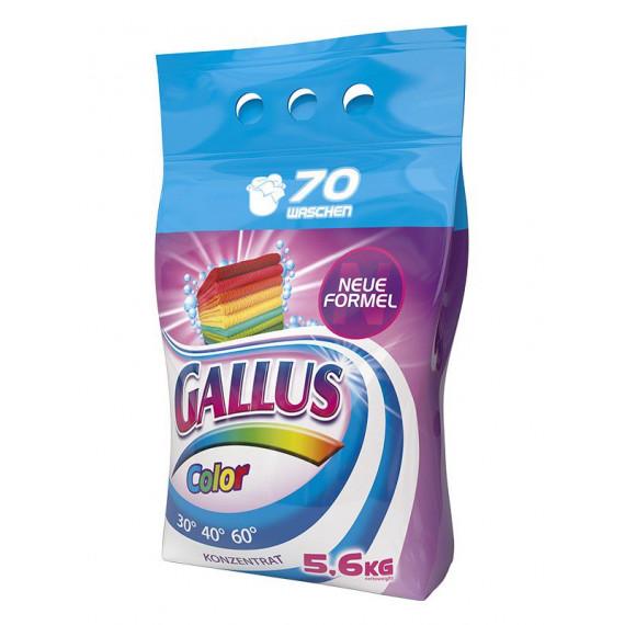 Стиральный порошок для цветного белья Gallus, 5,4 кг. (Польша) -
