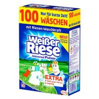 Порошок для стирки Универсальный Weißer Riese, 5.5 кг. (Германия)