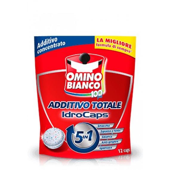 Капсулы от пятен Omino Bianco, 12 шт -
