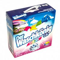 Стиральный порошок для цветных вещей Waschkonig, 2,5 кг