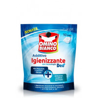 Дезинфицирующие капсулы Omino Bianco, 10 шт. (Италия)