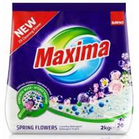 Порошок для стирки Весенние цветы Sano, 2 kg