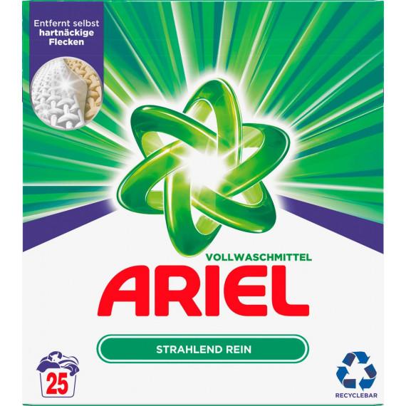 Универсальный порошок для стирки ARIEL, 25 Wl (Германия) -
