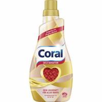 Гель для стирки цветных вещей Золотая Сенсация Coral, 1,1 l