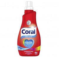 Гель для прання Свіжий Колір Coral, 1,1 l
