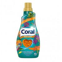 Гель для стирки цветных вещей Тайный Сад Coral, 1,1 l