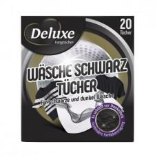Салфетки для черных тканей Delux, 20 шт (Польша)