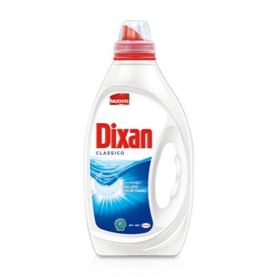 Гель для стирки Классический Dixan 2,7 L -