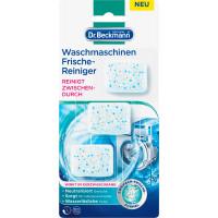 Засіб для очищення свіжість пральної машини Dr. Beckmann, 3 шт (Німеччина)