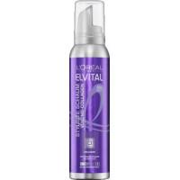 Пена для укладки волос объем-коллаген Elvital, 150 ml. (Германия)