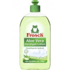 Средство для мытья посуды Frosch алое вера, 0,5 l (Германия)