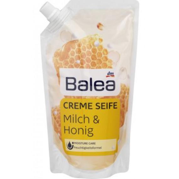 Жидкое мыло мед с молоком запаска Balea, 500 ml. (Германия) -