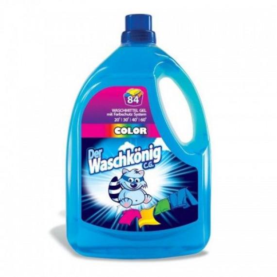 Гель для прання Waschkonig Color 3.3л/94 прання (Польща) -