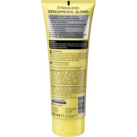 Профессиональный шампунь Более Блондинка Balea, 250 ml (Германия) -