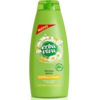 Шампунь для светлых волос Erbaviva, 500 ml. (Италия)