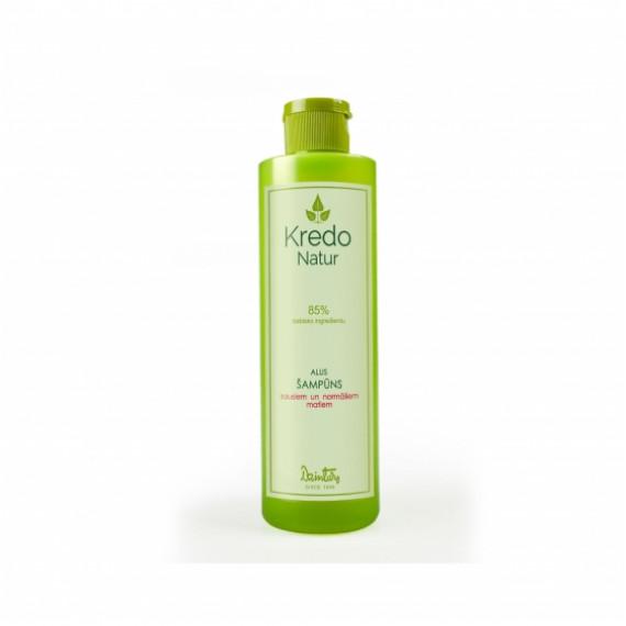 Тонизирующий шампунь для сухих волос Dzintars, 250 ml. (Латвия) -