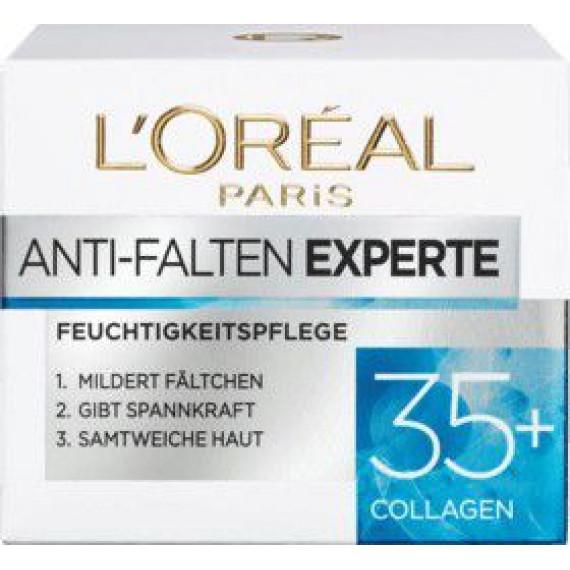 Крем против морщин Эксперт 35+ L'ORÉAL PARIS, 50 мл (Германия) -