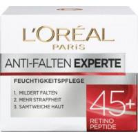 Крем проти зморшок Експерт 45+ L'ORÉAL PARIS, 50 ml (Німеччина)