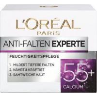Крем против морщин Эксперт 55+ L'ORÉAL PARIS, 50 ml (Германия)