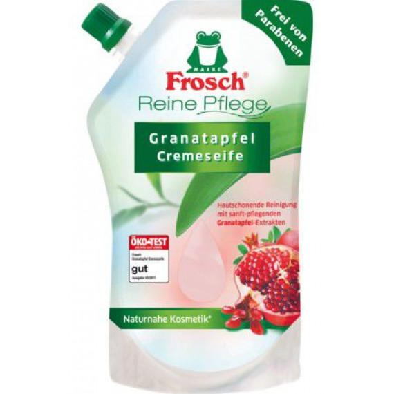 Рідке мило гранат запаска Frosch, 500 ml (Німеччина) -