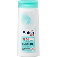 Гель для душа рН 5,5 нейтральный для кожи Balea 300 мл (Германия)