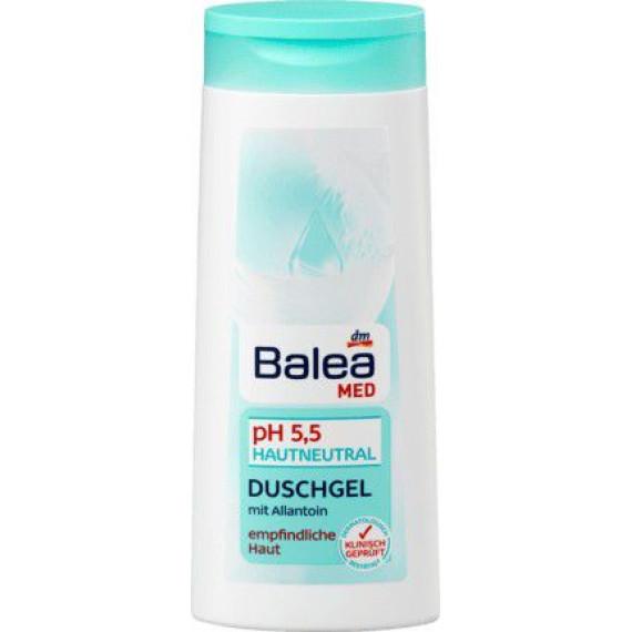 Гель для душа рН 5,5 нейтральный для кожи Balea 300 мл (Германия) -