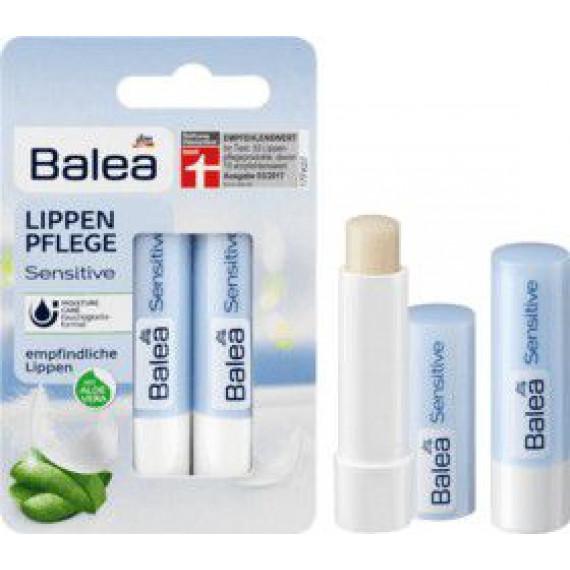 Бальзам для губ чувствительный Balea, 9,6 g (Германия) -