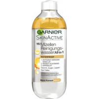 Мицеллярная вода для водостойкого макияжа Garnier, 400 ml (Германия)