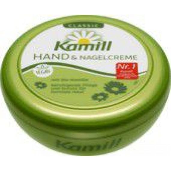 Крем для рук и ногтей Kamil, 150 мл. (Германия) -