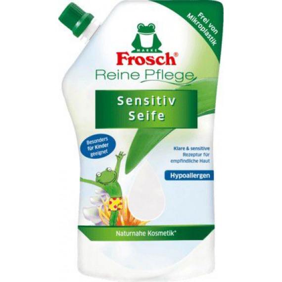 Жидкое мыло детское Frosch, 500 ml (Германия) -