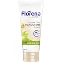 Крем для рук с оливковым маслом Florena, 100 ml (Германия)