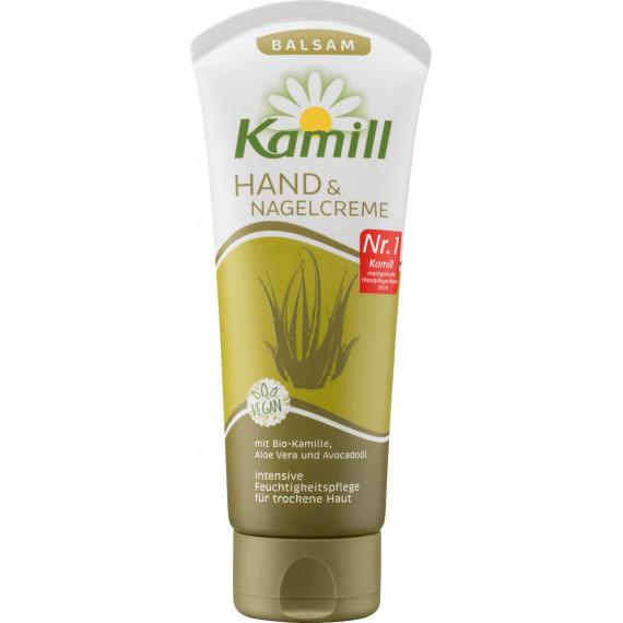 Крем для рук и ногтей бальзам Kamil, 100 ml. (Германия) -