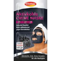 Крем маска с активированным углем Schaebens, 16 ml (Германия)