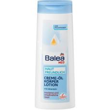 Лосьон для тела, нежный для кожи, крем-масло Balea Med, 400 мл (Германия)