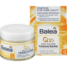 Дневной крем Q10 + Омега (45) Balea, 50 мл. (Германия)