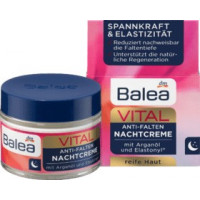 Восстанавливающий ночной крем VITAL Balea, 50 ml (Германия)