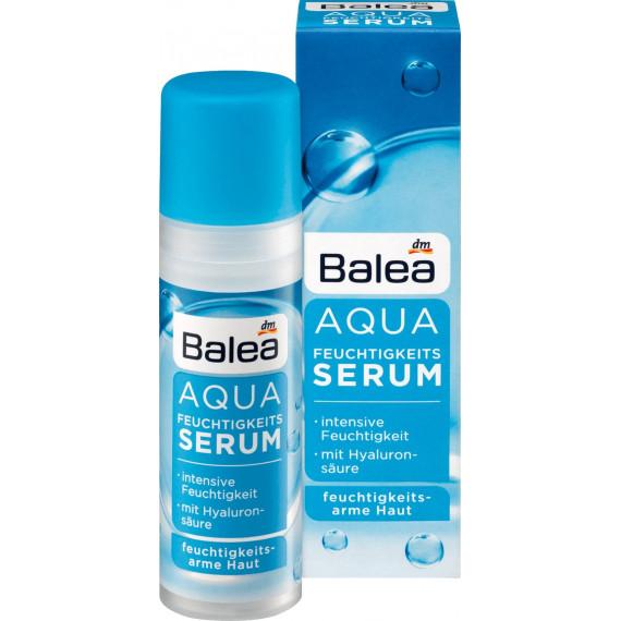 Сыворотка Аква для сухой кожи Balea, 30 мл. (Германия) -