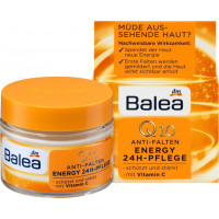 Крем против морщин Энергия для всех видов кожи лица Balea, 50 мл. (Германия)