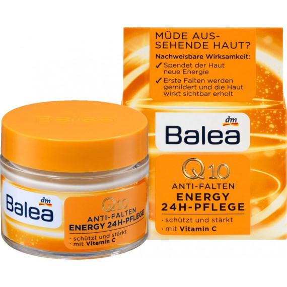 Крем проти зморшок Енергія для всіх видів шкіри обличчя Balea, 50 мл. (Німеччина) -