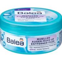 Подушечки для снятия макияжа вокруг глаз без масла Balea, 50 шт. (Германия)