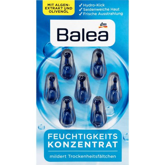 Концентрат влаги Balea, 7 St (Германия) -